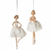 Item # 260559 - Ballerina Christmas Ornament