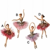 Item # 260563 - Ballet Christmas Ornament