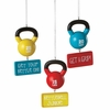 Item # 260565 - Kettle Bell Ornament