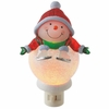 Item # 260647 - Skating Snowman Nightlight
