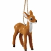 Item # 260716 - Standing Fawn Christmas Ornament