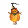 Item # 260879 - Beaded Jack-O'-Lantern Nightlight