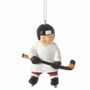 Item # 261008 - Young Hockey Player Christmas Ornament