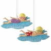 Item # 261015 - Resin Swimmer Christmas Ornament