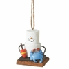Item # 261056 - Resin S'mores Crabbing Christmas Ornament