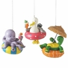 Item # 261079 - Floating Sea Life Christmas Ornament