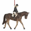 Item # 261081 - Resin English Riding Dressage Ornament