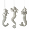 Item # 261146 - Resin Mermaid Christmas Ornament
