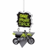 Item # 261177 - Resin Dirt Bike Christmas Ornament