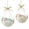 Item # 261245 - Baby's First Christmas Christmas Ornament