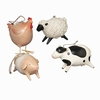 Item # 261370 - Resin Farm Animal Christmas Ornament
