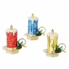 Item # 261465 - Lighted Shimmer Candle Sit Around