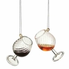 Item # 261501 - Wine Glass Christmas Ornament