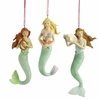 Item # 261762 - Resin Mermaid Christmas Ornament
