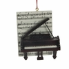 Item # 261788 - Resin Grand Piano With Music Ornament
