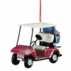Item # 261816 - Resin Golf Cart Christmas Ornament