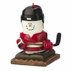 Item # 262053 - Resin Smores Hockey Player Christmas Ornament