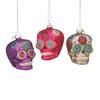 Item # 262495 - Day Of The Dead Skull Ornament