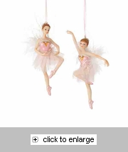 Item # 262562 - Ballerina Christmas Ornament