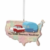 Item # 262797 - The Great American Roadtrip Ornament