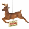 Item # 262846 - The Original Fast Food Deer Ornament