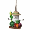 Item # 262864 - S'mores Gardener Christmas Ornament