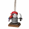 Item # 262867 - S'mores Pirate Ornament