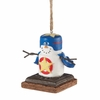 Item # 262878 - S'mores Super Hero Christmas Ornament
