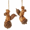 Item # 281081 - Squirrel Ornament