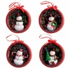 Item # 281110 - Snowman Shadow Box Ornament