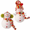 Item # 281119 - Multicolor Snowman Ornament