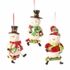 Item # 281540 - Snowman Christmas Ornament