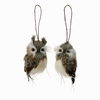 Item # 281849 - Brown Spotted Owl Ornament