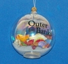 Item # 284005 - Outer Banks Beach Bubble Ornament