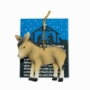 Item # 291031 - Legend Of The Donkey Christmas Ornament