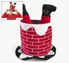 "Item # 291113 - 17"" x 22"" Plush Chimney Hat"