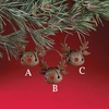 Item # 291124 - Reindeer Jingle Bells Ornament
