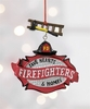 Item # 408597 - Firefighter Ornament
