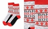 Item # 408604 - Bah Hum Bug Women's Crew Socks
