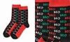 Item # 408605 - Ho Ho Ho Women's Crew Socks