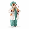 Item # 410009 - From The Heart Possible Dreams Clothtique Santa