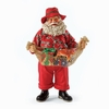 Item # 410018 - Merriest Catch Possible Dreams Clothtique Santa