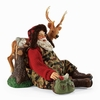 Item # 410041 - You Snooze You Lose Possible Dreams Clothtique Santa