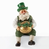 Item # 410074 - End Of The Rainbow Irish Possible Dreams Clothtique Santa