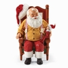 Item # 410085 - Updating St. Nick Possible Dreams Clothtique Santa