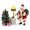 Item # 410138 - Cornucopia Of Gifts Possible Dreams Clothtique Santa