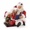 Item # 410141 - Read It Again Possible Dreams Clothtique Santa