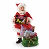 Item # 410149 - Merry And Brite Possible Dreams Clothtique Santa