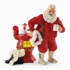 Item # 410163 - Warming Up Possible Dreams Clothtique Santa