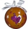 Item # 416015 - Virginia Tech Hokies Snowflake Ball Christmas Ornament